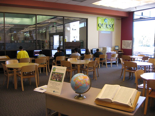 East Palo Alto Library's Quest Learning Center