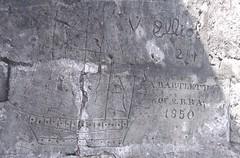 1850s Graffiti