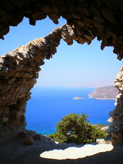 Monolithos - Rhodes, Greece