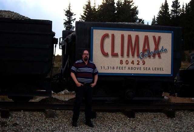 Climax Molybdenum Mine, Coloado 2010
