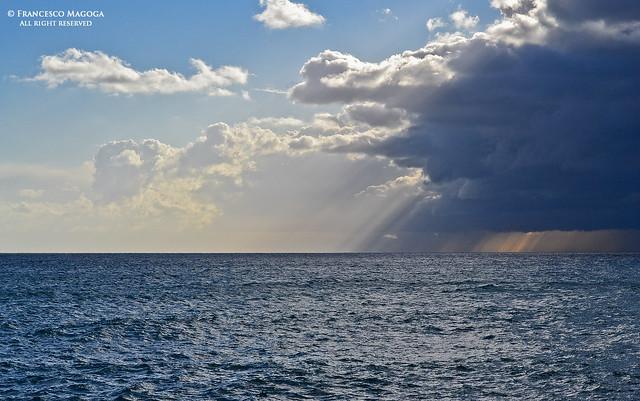 Horizon storm footsteps