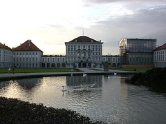 Nymphenburg - Front
