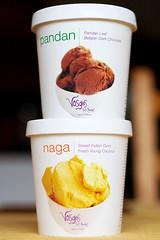 Vosges ice cream