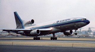 L1011 Rotating at EWR