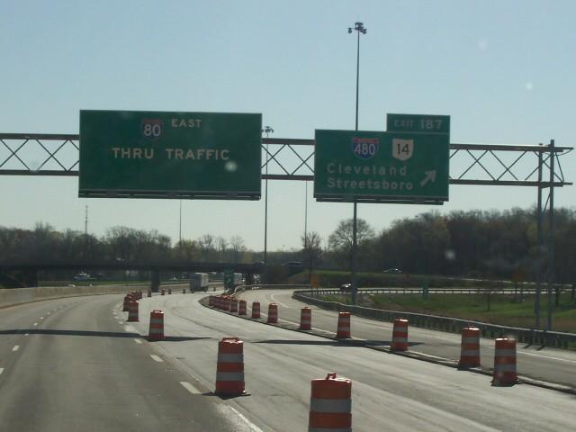 EB I-80/Turnpike @ Exit 187/I-480 | Flickr - Photo Sharing!