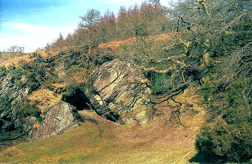 Dolaucothi (Ogofau) Goldmine Wales