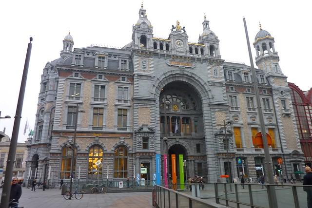243 - Antwerpen, Anvers, Amberes