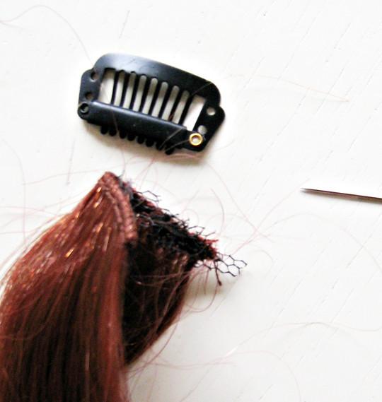 Clip Extension Hair Make 29