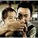Man Can Have A Mother's Heart by Bali Freelance Photographer