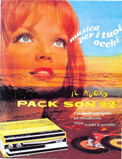 ads - 1969 - giradischi