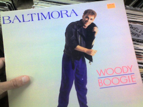 Baltimora at In Your Ear!