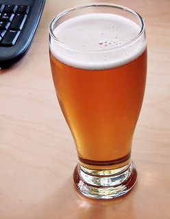 Beer and a Keyboard