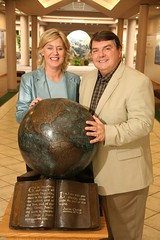 Dr. Woodrow Kroll and Tami Weissert