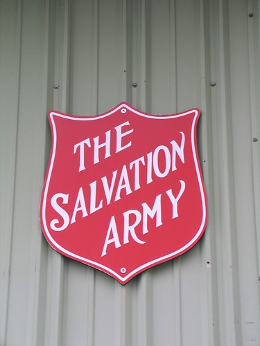 Salvation Army by zieak