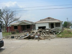 roof, property, house, demolition, residential area, home,