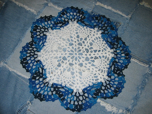 Crocheting Meaning : Doily definition/meaning