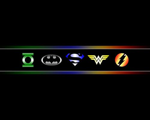 Justice League Emblems Justice League Logo | ...