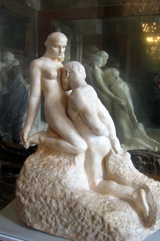 Paris - Musée Rodin: L'Eternelle Idole