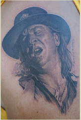 The world 39 s best photos of tattoo and vaughan flickr for Stevie ray vaughan tattoo