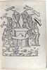 Woodcut illustration from Gafurius, Franchinus: Theorica musicae
