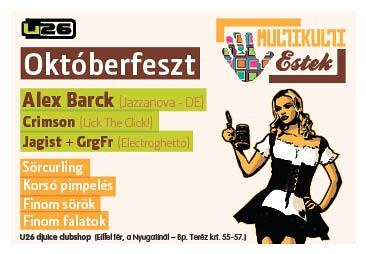 Októberfeszt magyar módra