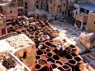 Tenería de Al Chauara-Fez