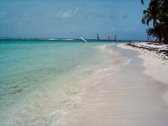 Guadeloupe -  Plage des caravelles