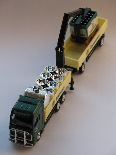 Staropramen-Minitruck