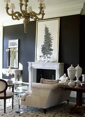 2003 Christmas House Living Room