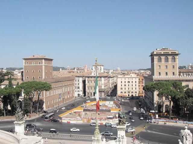 Monumento a Vittorio Emanuele II 2