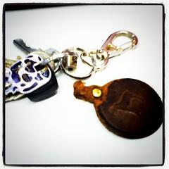 moustache(0.0), coin purse(0.0), locket(0.0), jewellery(0.0), ear(0.0), pendant(0.0), organ(0.0), keychain(1.0),