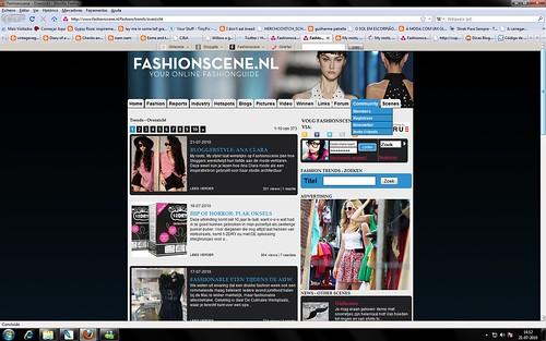 Revista online- blogstyle
