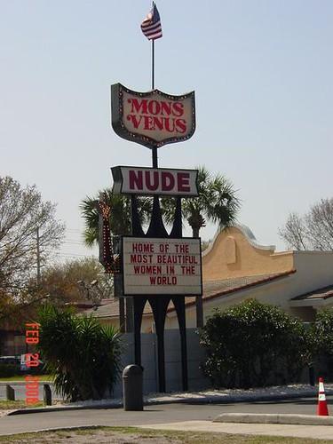 Mons Venus - Tampa, Florida