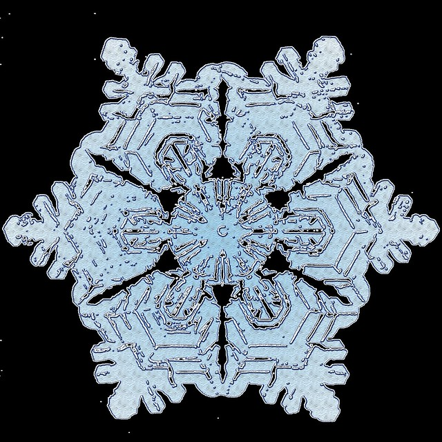 Image result for snowflake bently