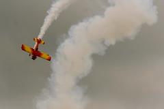 aircraft, aerobatics, aviation, vehicle, smoke, general aviation, air show,