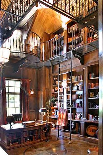 "Two Story Library | This was another ""what if"" mom ..."