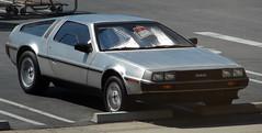 automobile, vehicle, performance car, delorean dmc-12, land vehicle, coupã©, sports car,
