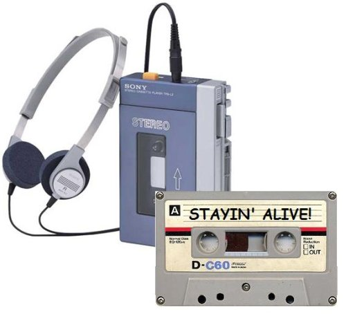 Sony Walkman: It's Alive!. Bild von Mike Licht, NotionsCapital.com. Lizenz: CC BY 2.0.