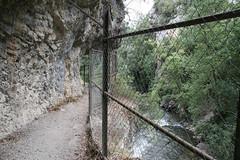 Camino cerca de Axat