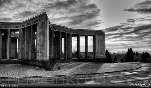 Mémorial du Mardasson, Bastogne