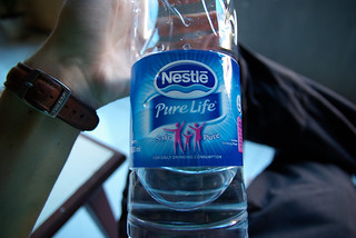 indonesian nestle water