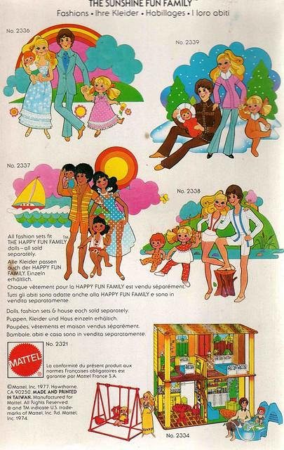 Famille Sunshine (la) / The Sunshine family (MATTEL) 1973 - 1978 5145871570_9bb60f4568_z