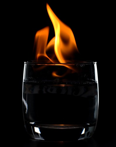 Glass Fire