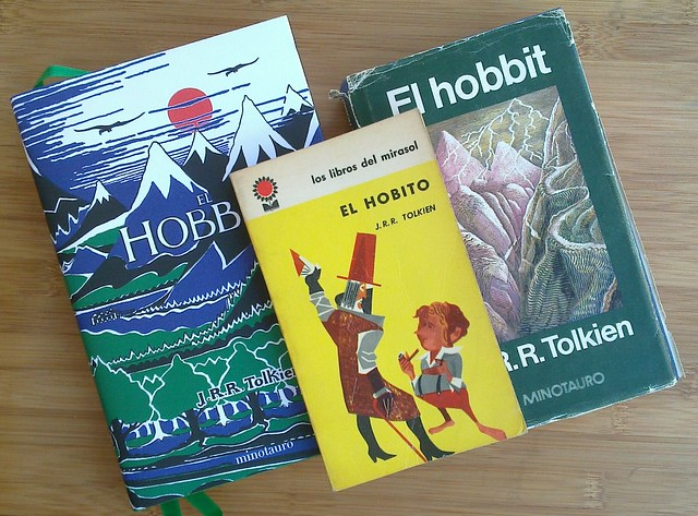 the hobbit book versions