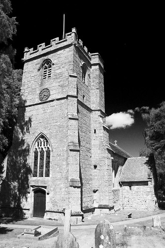 Shillingstone church
