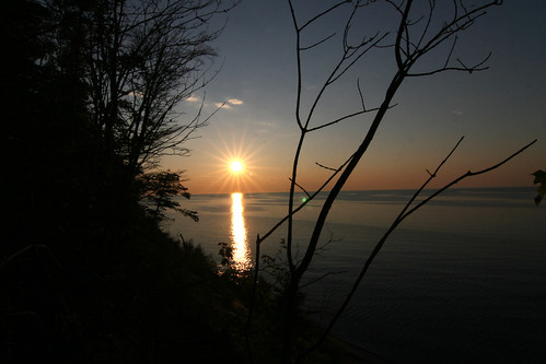 Lake Superior sunset (again)
