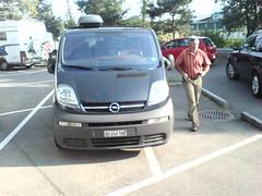 city car(0.0), automobile(1.0), opel(1.0), van(1.0), commercial vehicle(1.0), opel vivaro(1.0), vehicle(1.0), minivan(1.0), light commercial vehicle(1.0), land vehicle(1.0), luxury vehicle(1.0),