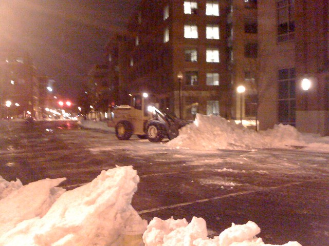Snowmageddon Removal in Carlyle