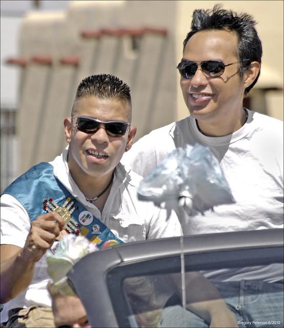 Albuquerque Gay Pride Parade 2010