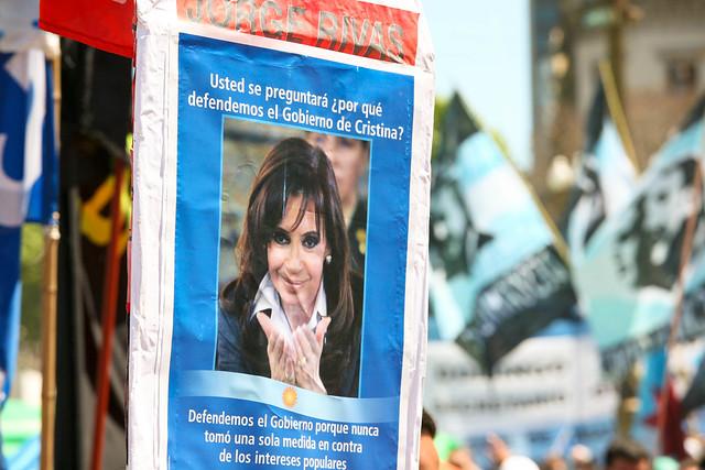 Cristina the Populist